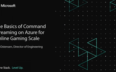 The basics of Command Streaming on Azure