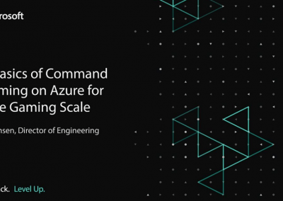 The basics of Command Streaming on Azure