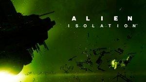 Alien Isolation artwork